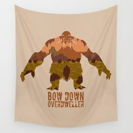 Lord of Crags Wall Tapestry