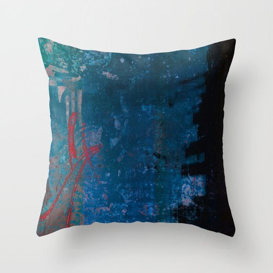Do Androids Dream of Electric Sheep? Throw Pillow