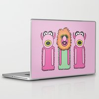 muppets Laptop & iPad Skins featuring Mahna Manha – The Muppets by Big Purple Glasses