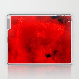 Red Coral Laptop & iPad Skin