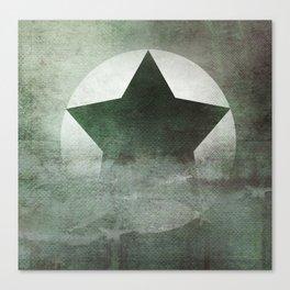 Star Composition IV Canvas Print