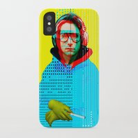 beastie boys iPhone & iPod Cases featuring Gioconda Music Project · Beastie Boys · Adam Horrovitz by Marko Köppe