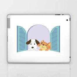 friend Laptop & iPad Skin