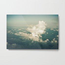 Clouds #03 Metal Print
