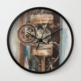 Rouille Wall Clock