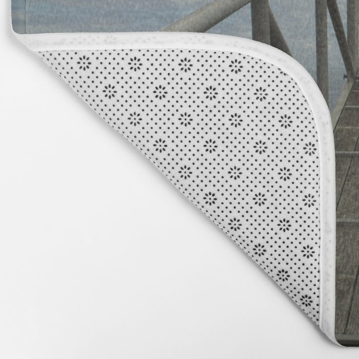 A Bridge to Adventure Bath Mat