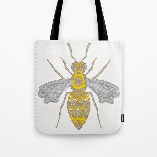 Mr Bee Tote Bag
