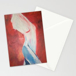 Absence of Anatomy Stationery Cards