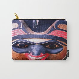 Alaskan Mask Carry-All Pouch