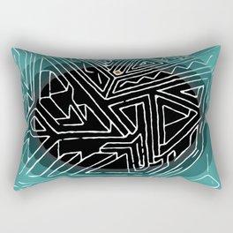 PowerLines 29b Rectangular Pillow