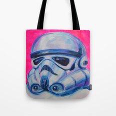 stormtrooper baby Tote Bag