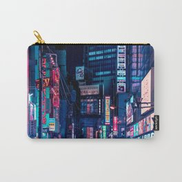 Daydreaming of Tokyo Carry-All Pouch