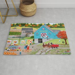 Bountiful Harvest Rug