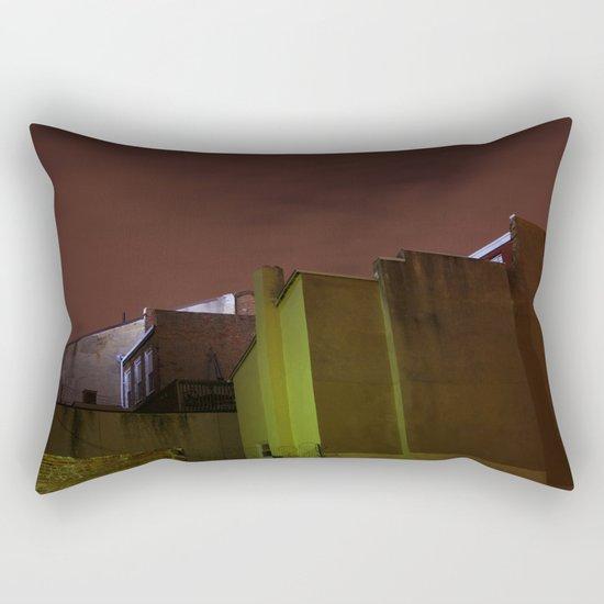 the dancer Rectangular Pillow