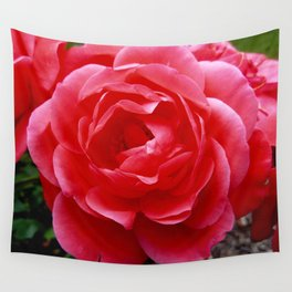 Rose 11 Wall Tapestry