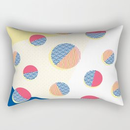 Japanese Patterns 01 Rectangular Pillow