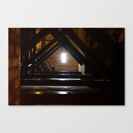 light thru yonder window Canvas Print
