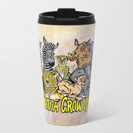Baby Animals Travel Mug