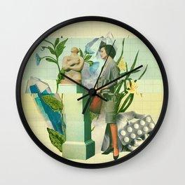 Ponder Wall Clock