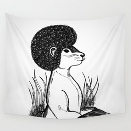 fro hog Wall Tapestry