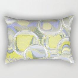 Flying Glas Rectangular Pillow