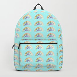 rainbow glow Backpack