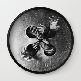 Competition Wall Clock