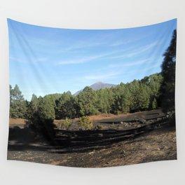 el Teide - Tenerifa Wall Tapestry