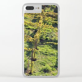 Vines Clear iPhone Case
