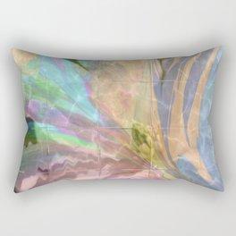 Feelings Of Spring Rectangular Pillow