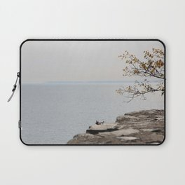 Along the North Shore Laptop Sleeve