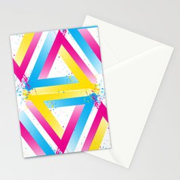 Inky Mobius Stationery Cards
