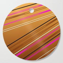 Soft Brown Cutting Board