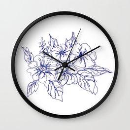 Sprung Wall Clock