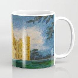 Downton Abbey – Highclere Castle Coffee Mug