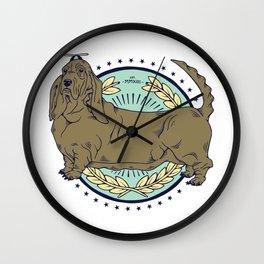 The Longest Yard Wall Clock