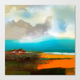 East Coast - Baltic Sea Canvas Print