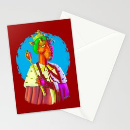 Queen Of What? Stationery Cards