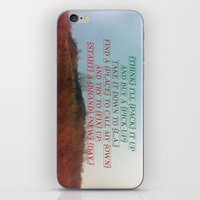 """neil young iPhone & iPod Skins featuring """"Out On The Weekend"""" by Neil Young by Melissa Martinez"""