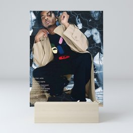 Playboi Carti - Die Lit Poster Mini Art Print