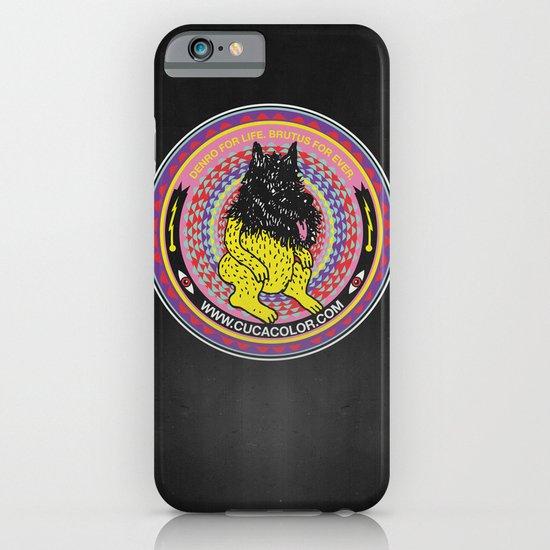 BRUTUS iPhone & iPod Case
