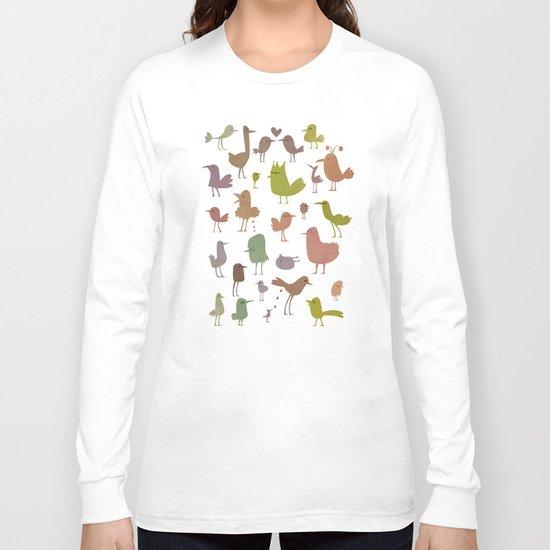 Birdies Long Sleeve T-shirt