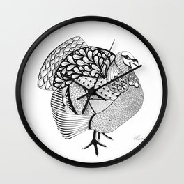 An Ode to Turkey Wall Clock