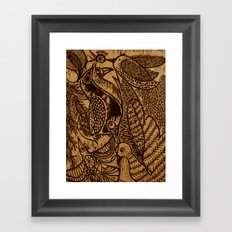 Birds (1) Framed Art Print
