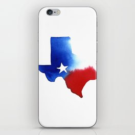 Texas Forever iPhone Skin