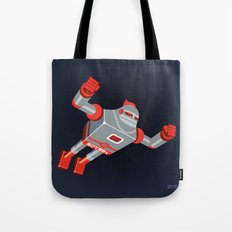 Jaianto Punch-Robo Tote Bag