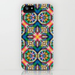 Native American Fashion Pattern Eleven iPhone Case