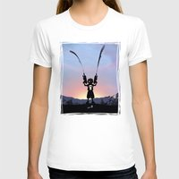 punisher T-shirts featuring Punisher Kid by Andy Fairhurst Art