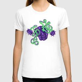 ClOCK EYES T-shirt