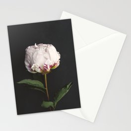 Peony - simply perfect Stationery Cards